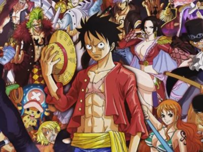 One Piece Chapter 1008