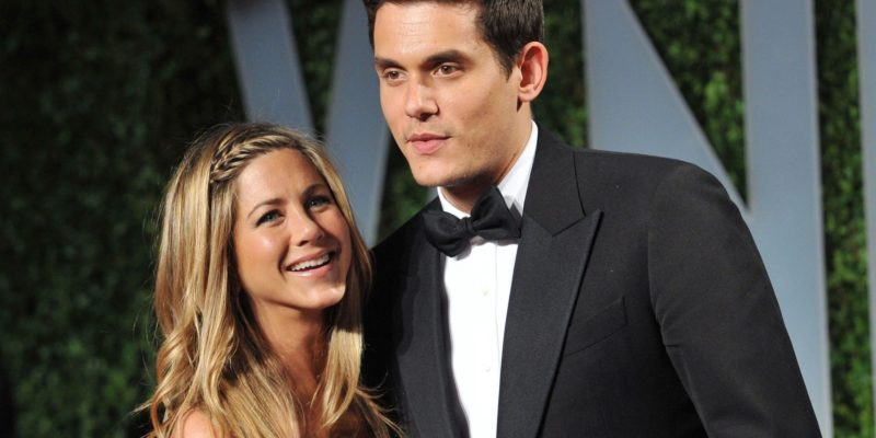 Jennifer Aniston John Mayer