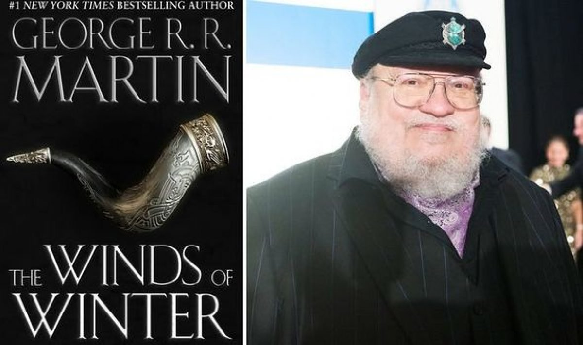 The Winds of Winter Progress Report by George RR Martin
