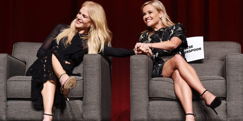Nicole Kidman Reese Witherspoon